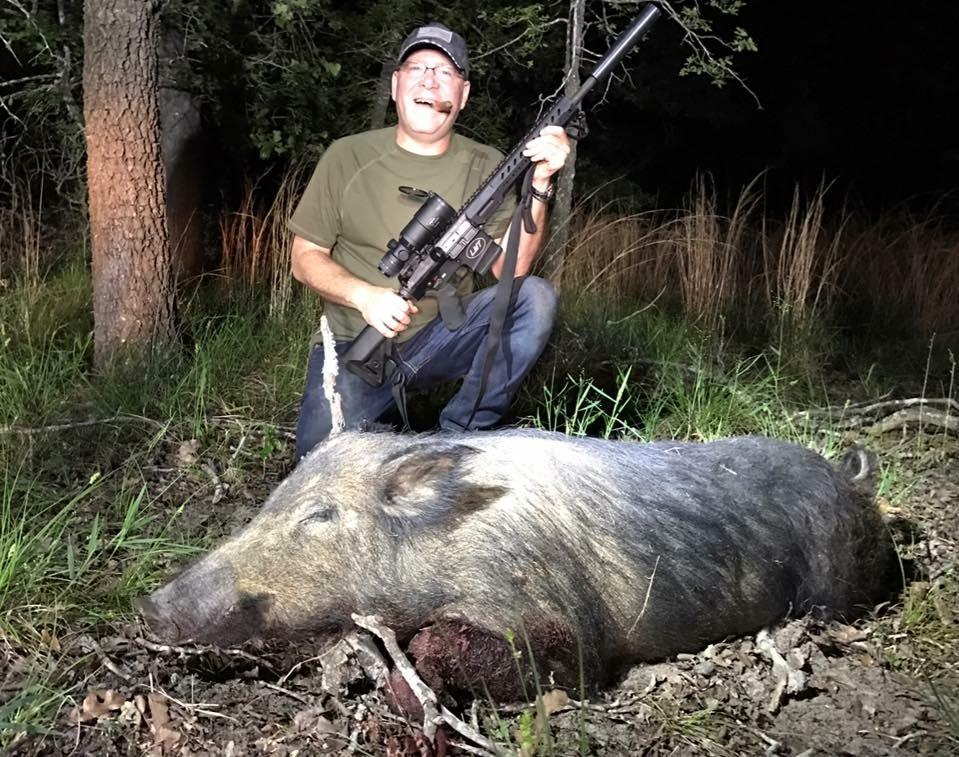 Todd Rathner Boar Hog