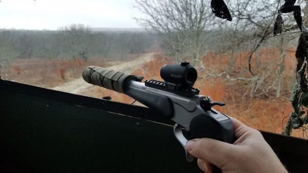 Silencer Shop Direct: Gemtech Tracker 30 on a 300 blackout pistol