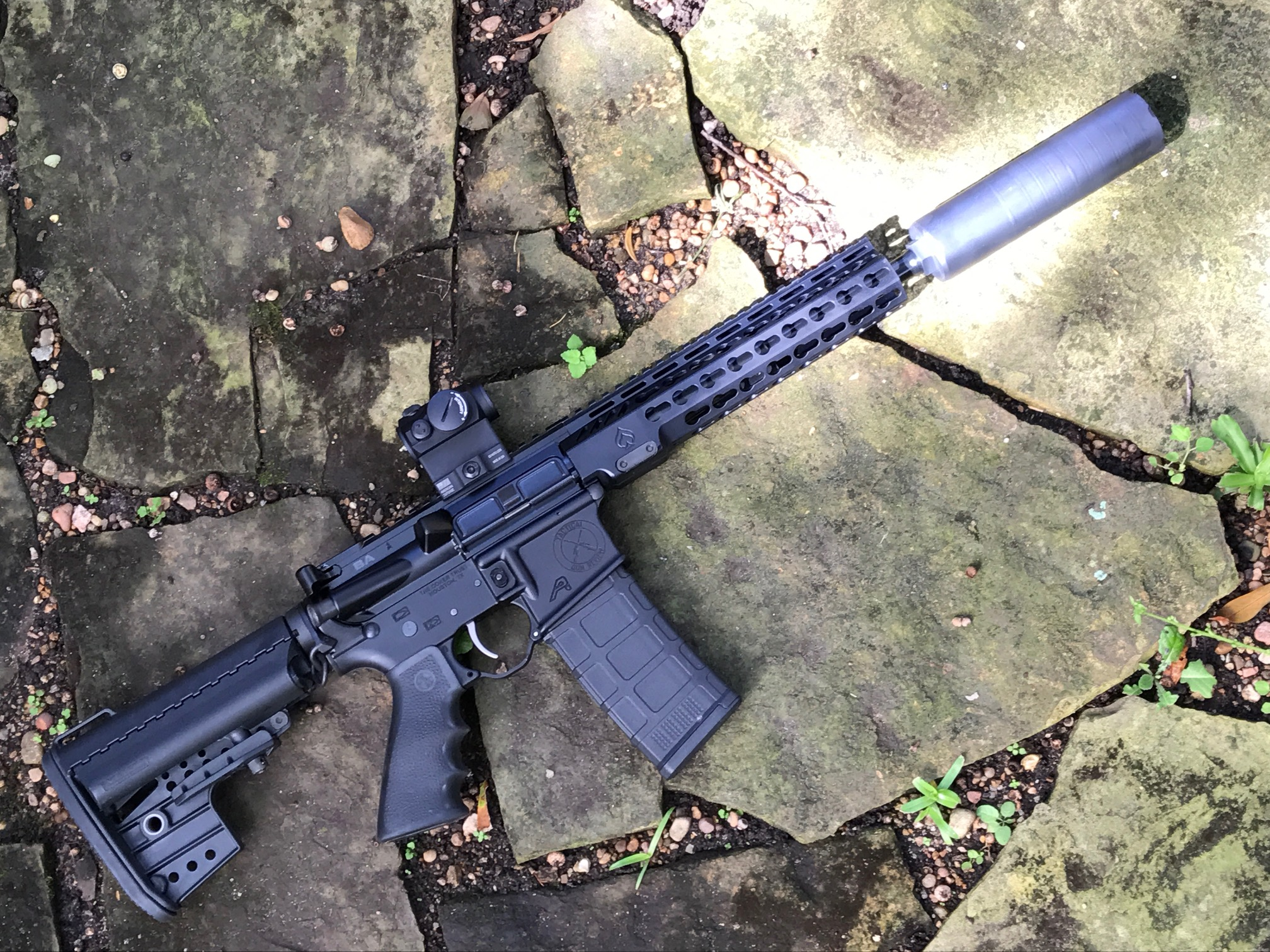 Ballistic Advantage 10.3″ 300 BLK Video Review