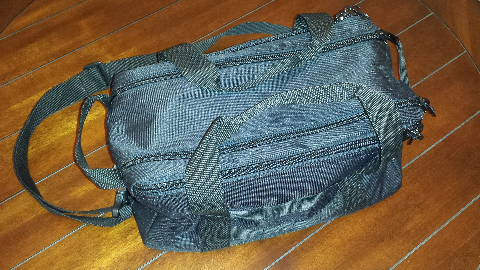 Blackhawk Sportster Range Bag Review
