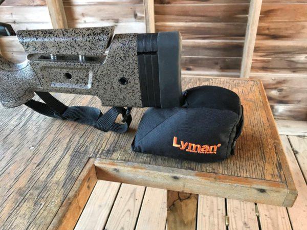 Lyman Wedge Range Bag