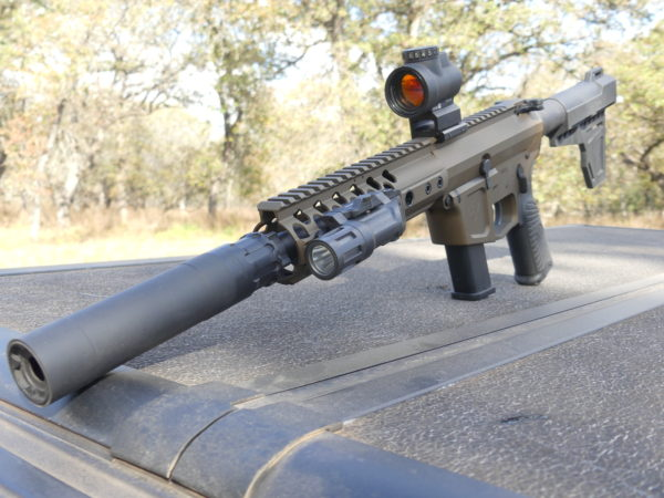 Silencer Shop Authority: Rugged Obsidian 45 Silencer Review