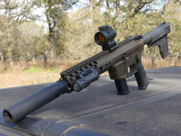 Wilson Combat AR9