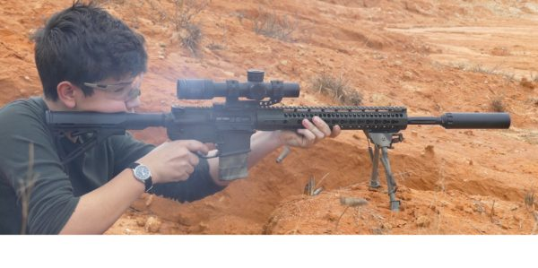 Silencer Shop Authority: Griffin Armament RECCE 5 5.56 Review