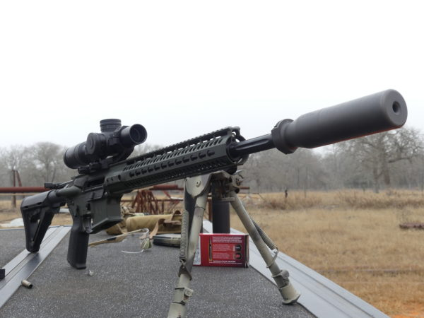 Silencer Shop Authority: Sig SRD 5.56 Silencer Review