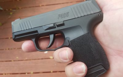 Sig P365: Best concealed handgun ever made?