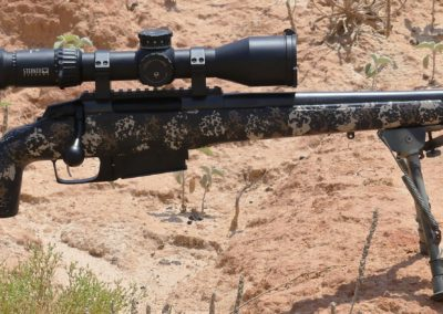 Tikka 308 CTR McMillan Game Hunter