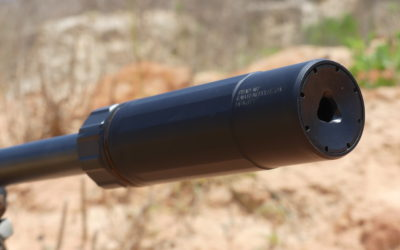 Silencer Shop Authority Dead Air Sandman-K