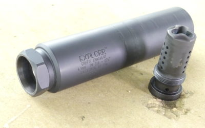 Silencer Shop: Griffin Armament Explorer 6.5