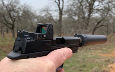 Trijicon RMR RM07 Type 2 Adjustable LED Optic Review