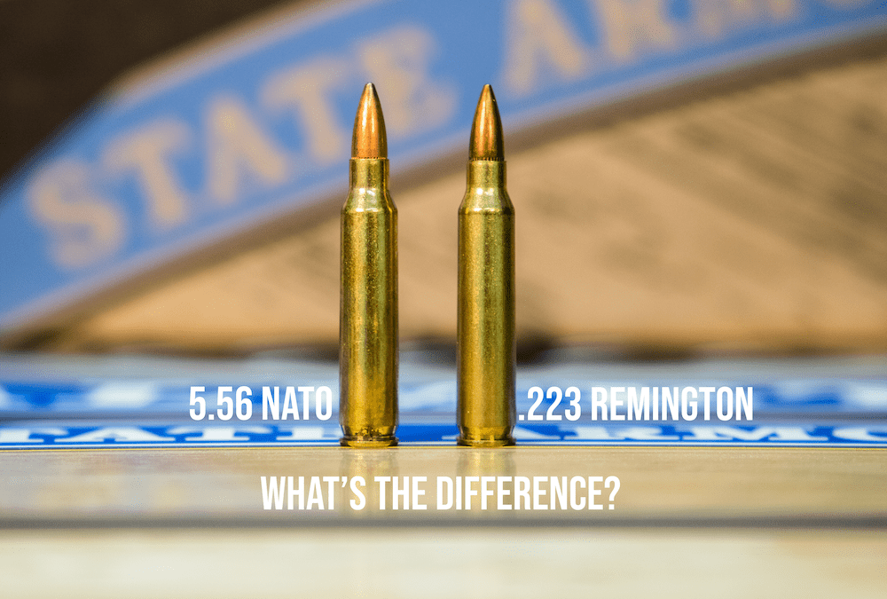 .223 vs 5.56 Explained in Plain English