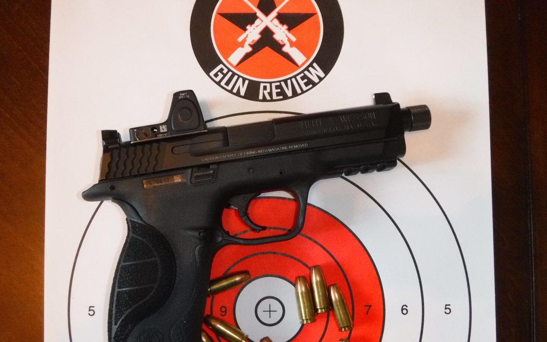 Performance Center M&P9  C.O.R.E. Threaded Barrel Pistol Review