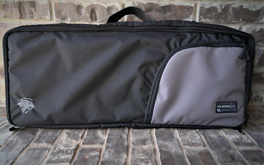 "Lynx Defense Releases ""The Bureau"", Second Rifle Bag in Urban Legend Series"